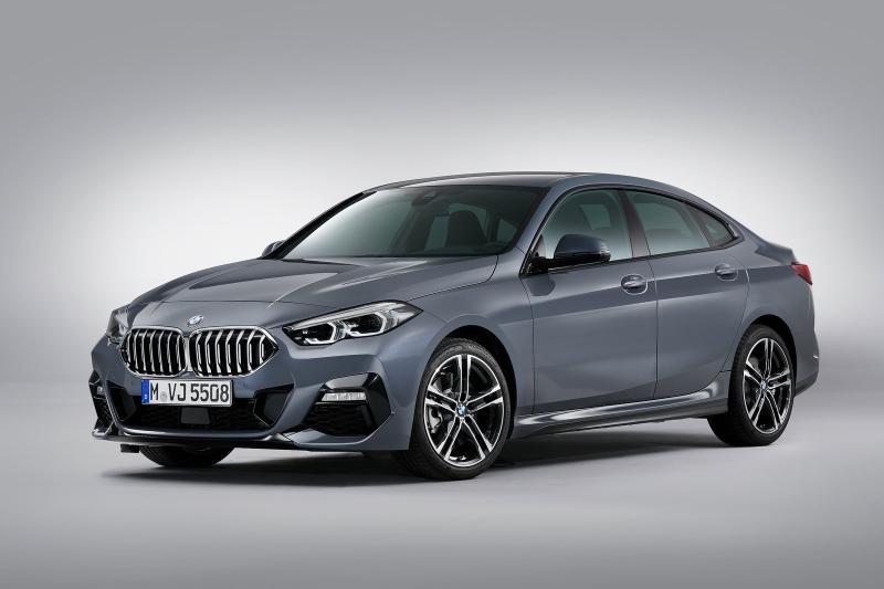 BMW 2-serie Grand Coupé