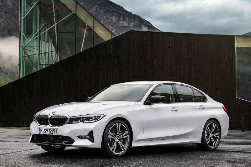 BMW 3-serie prijzen en specificaties