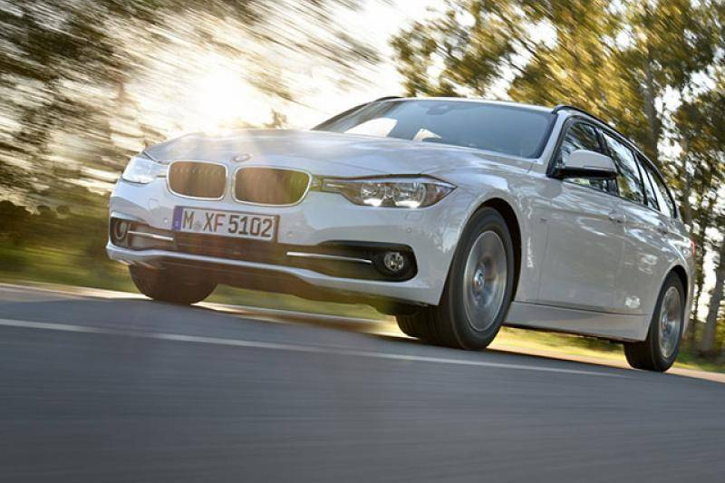BMW 3-touring prijzen en specificaties