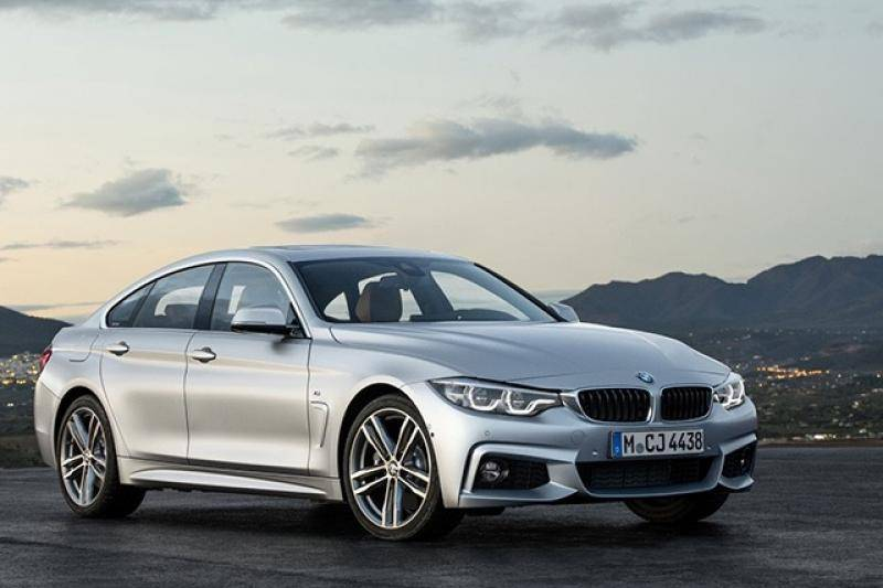 BMW 4-Gran Coupe prijzen en specificaties