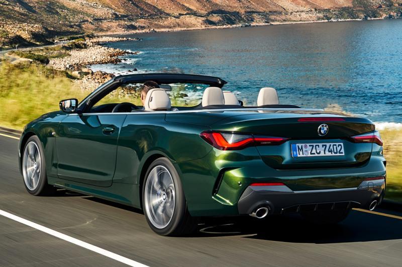 Nieuwe BMW 4-serie Cabrio is zowaar elegant