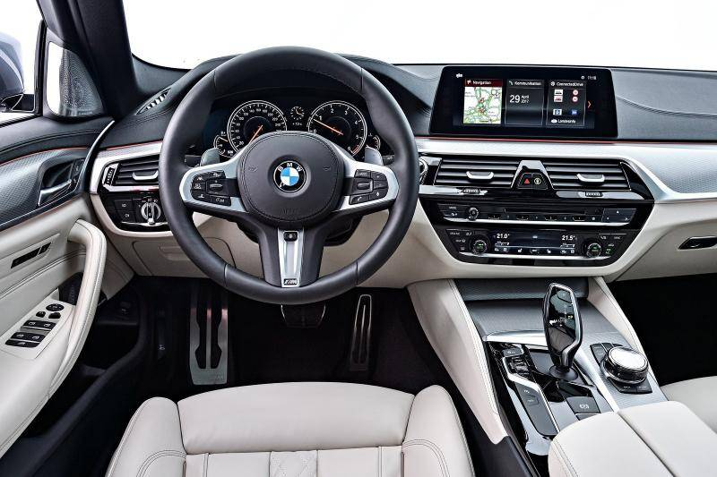 BMW 5-touring prijzen en specificaties