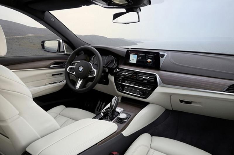 BMW 6-Gran Turismo prijzen en specificaties