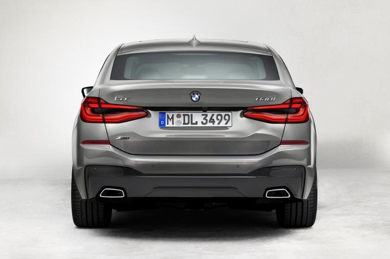 BMW 6-serie Gran Turismo krijgt na 2,5 jaar al een facelift