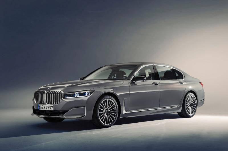 BMW 7-serie prijzen en specificaties