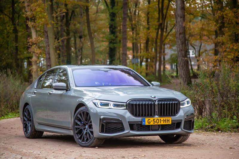Test BMW 750i - maak kennis met 'de neus'