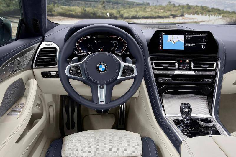 BMW 8-Gran Coupe prijzen en specificaties