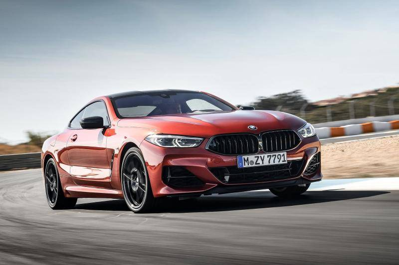 BMW 8-serie prijzen en specificaties