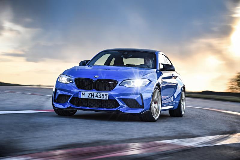 BMW M2 CS is de klapperrr van de week