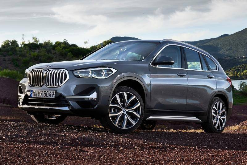 BMW X1 prijzen en specificaties