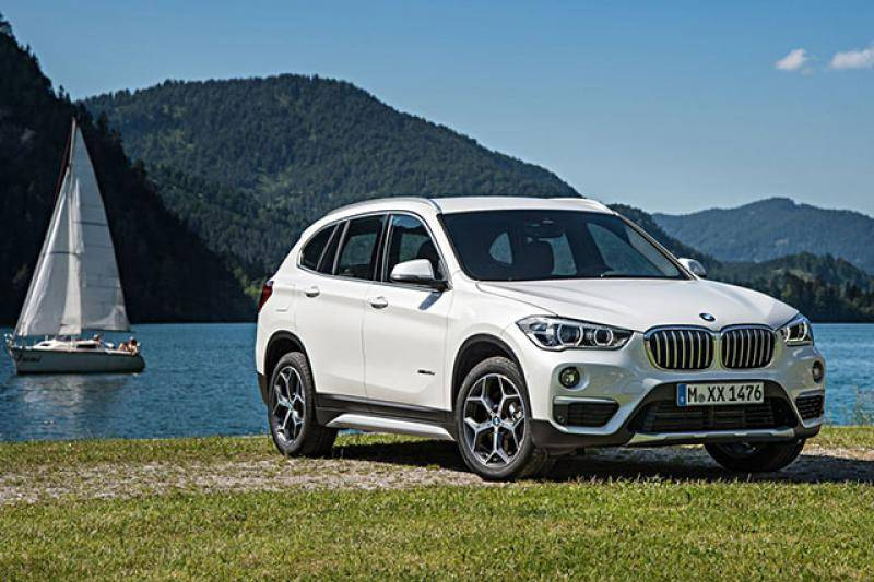 BMW X2 prijzen en specificaties