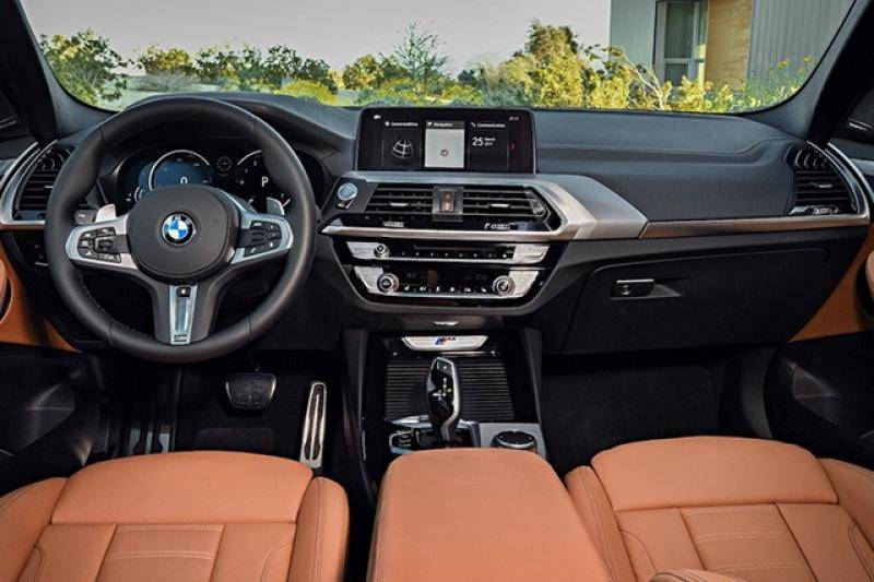 BMW X3 prijzen en specificaties