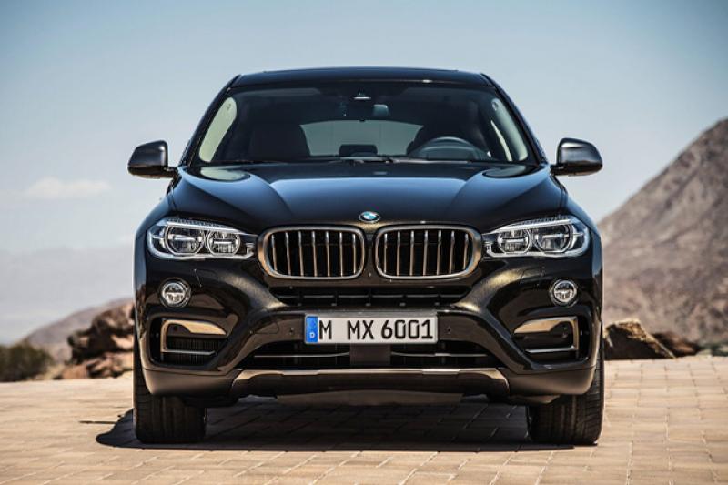 BMW X6 prijzen en specificaties
