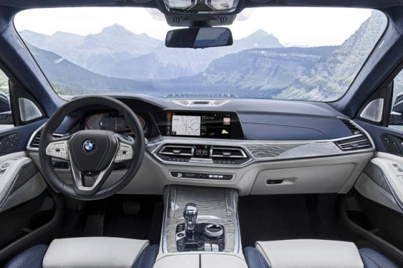 BMW X7 prijzen en specificaties