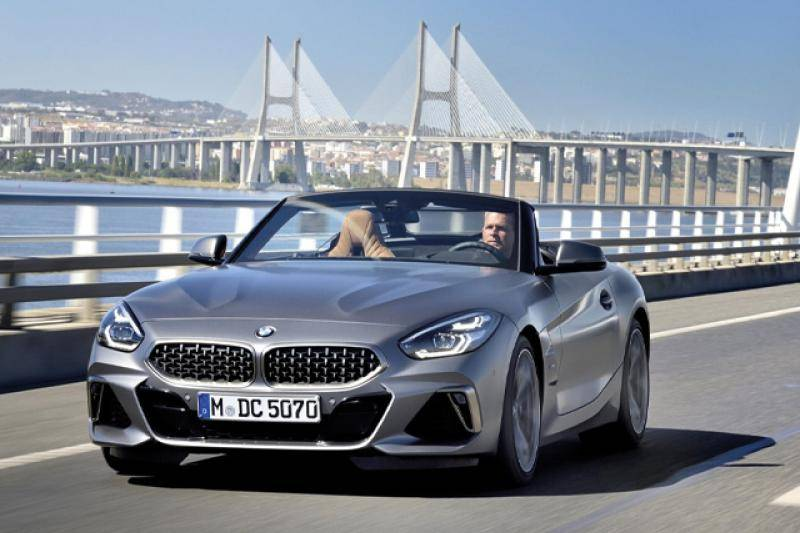 BMW Z4 Roadster prijzen en specificaties