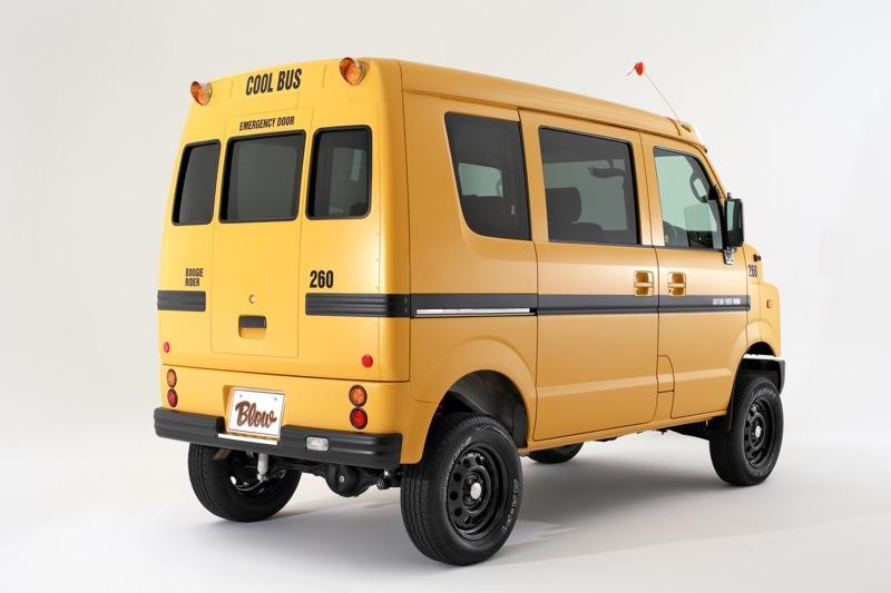 Japanse firma bouwt kei cars om tot klassieke Amerikanen