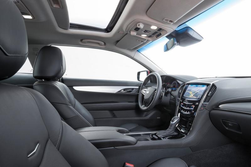 Cadillac ATS prijzen en specificaties