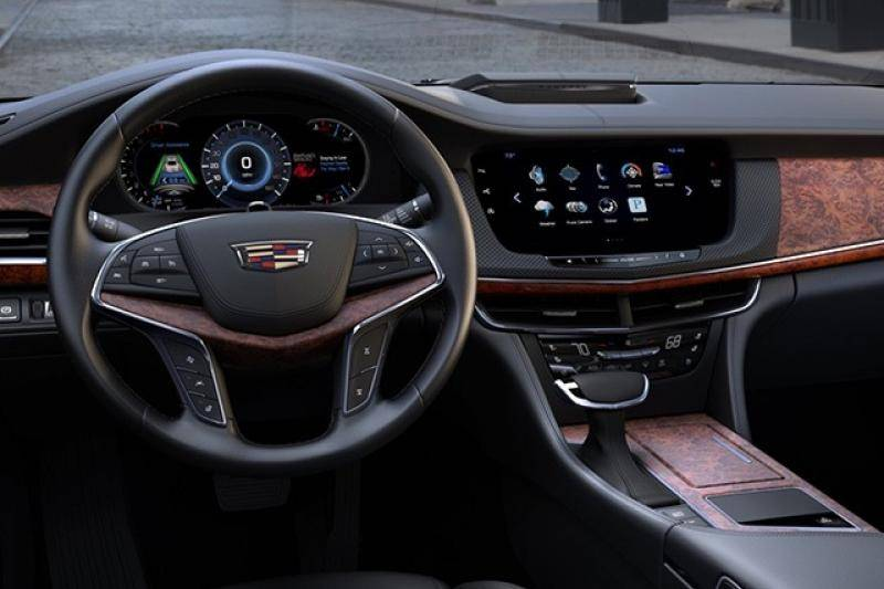Cadillac CT6 prijzen en specificaties