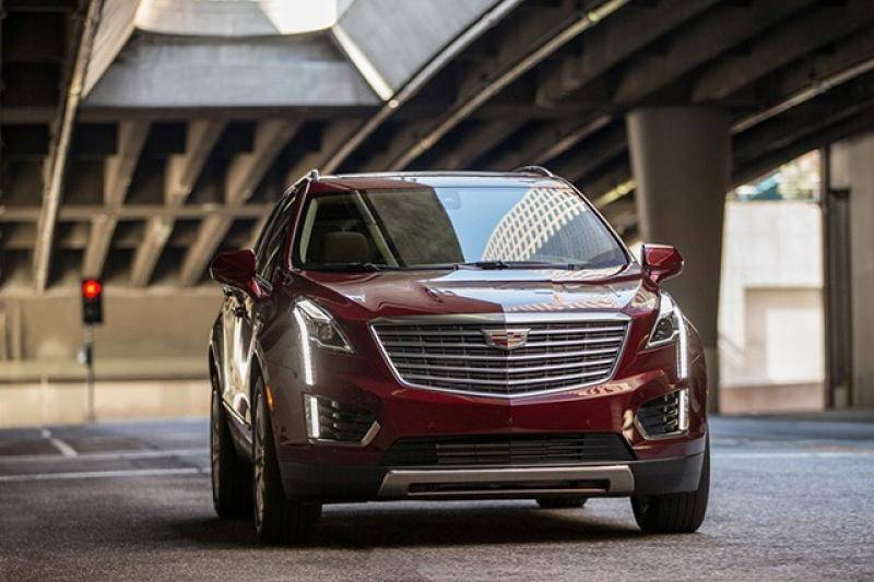 Cadillac XT5 prijzen en specificaties