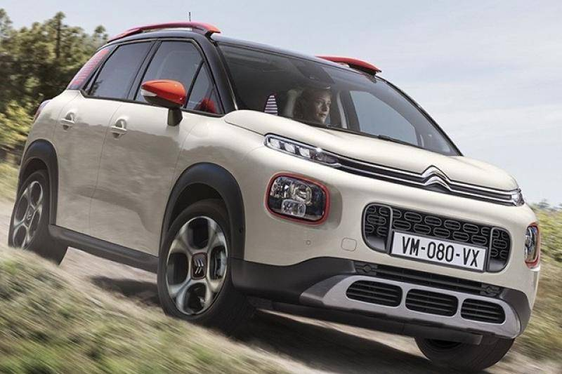 Citroën C3 Aircross prijzen en specificaties