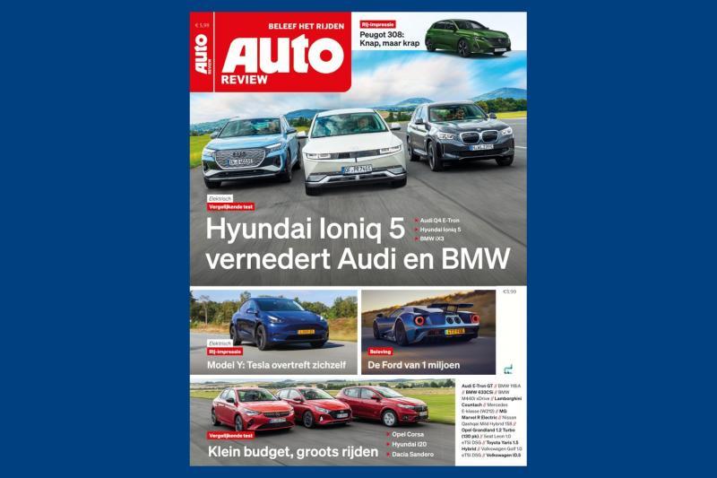 Auto Review 11 in de winkel - Hyundai Ioniq 5 vernedert Audi en BMW