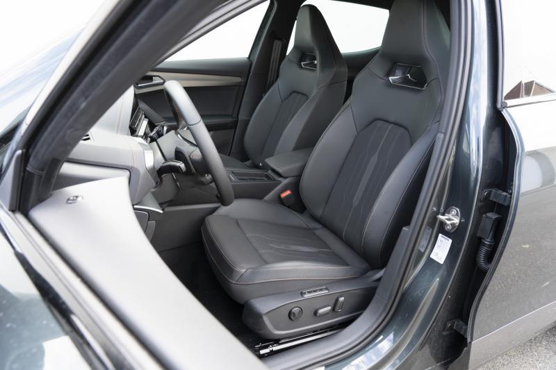 Prueba Cupra Formentor e-Hybrid y Mercedes GLA 250e: así de deportivos conducen estos SUV enchufables