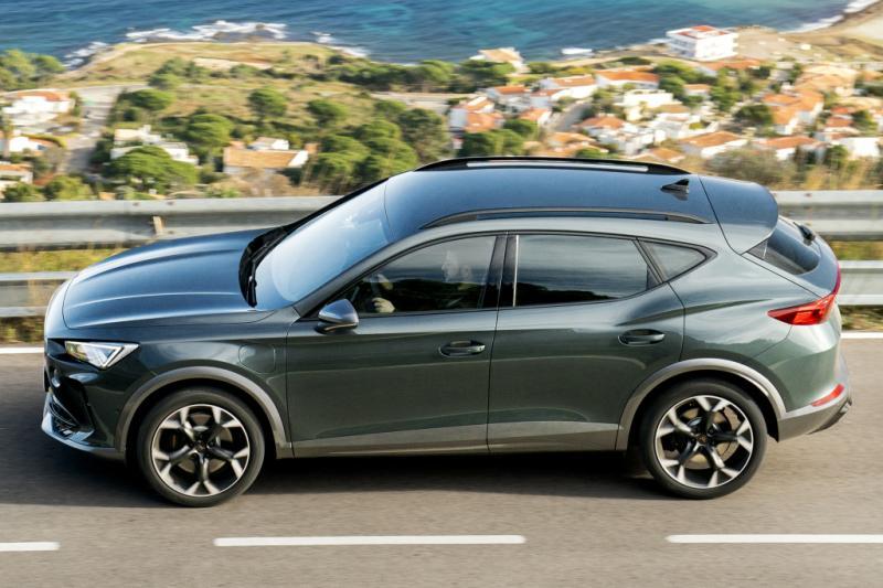 Plug-in hybride Cupra Formentor e-Hybrid levert 'groene' prestaties