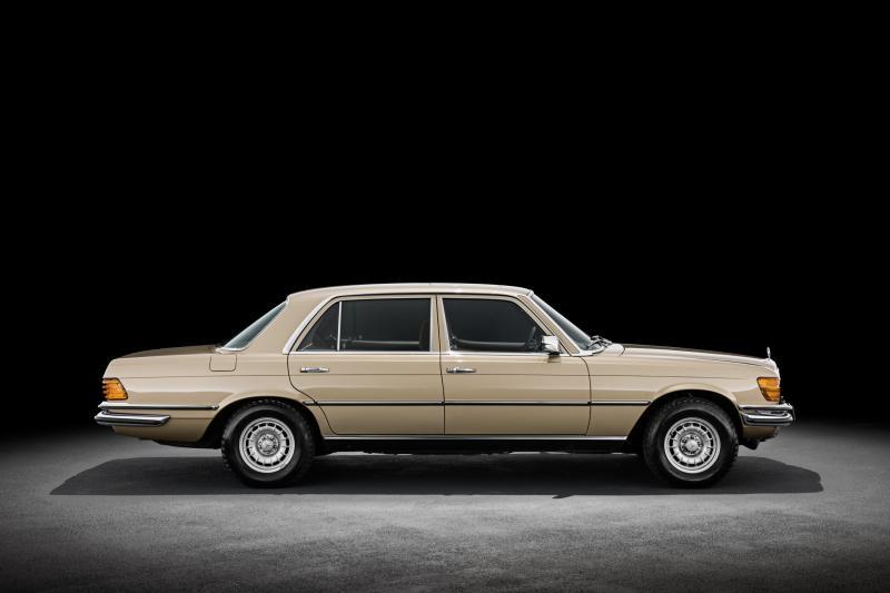 Dit is de Mercedes die het predicaat 'beste auto' van Rolls-Royce afpikte