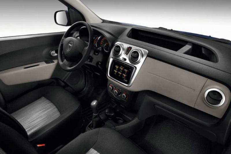 Dacia Dokker prijzen en specificaties