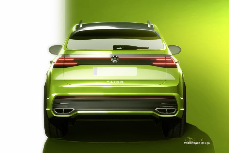 Volkswagen komt met zevende suv-model: de Volkswagen Taigo