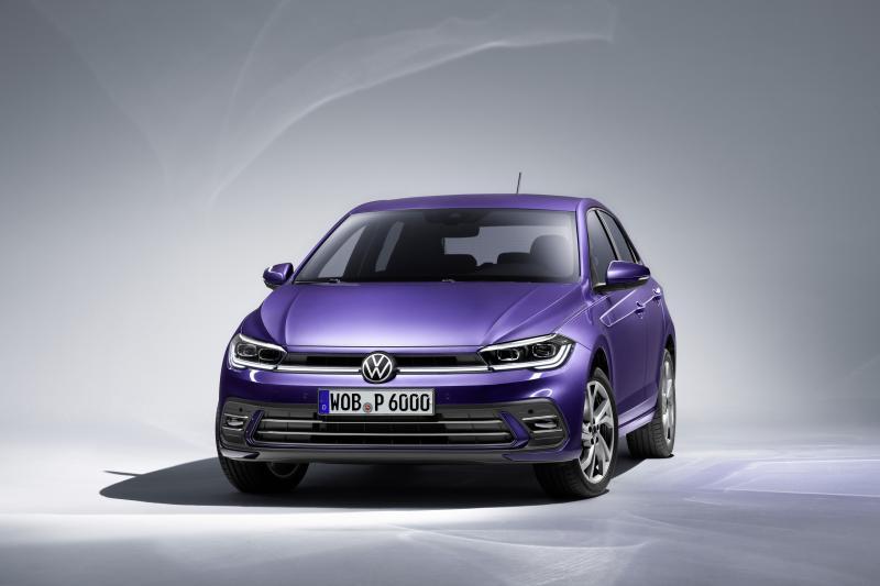 Vernieuwde Volkswagen Polo heeft Volkswagen Golf-trekjes