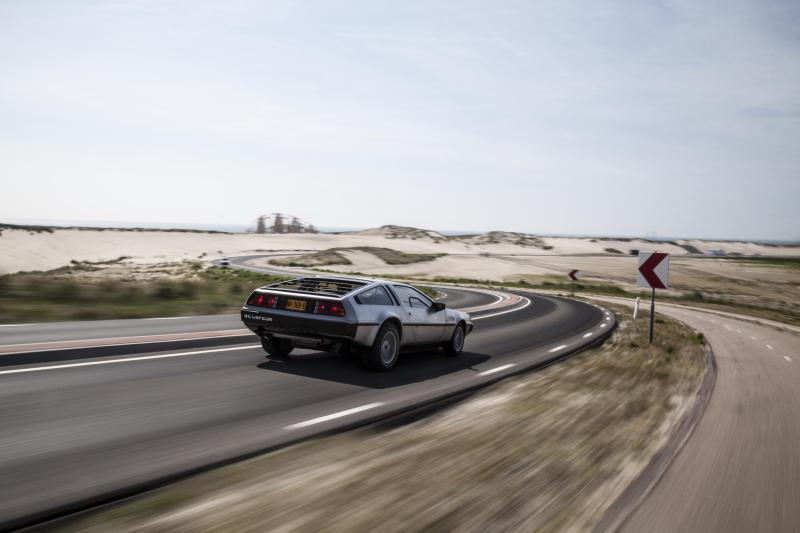 Lage bijtelling voor een elektrische DeLorean DMC-12? Dat kan mogelijk