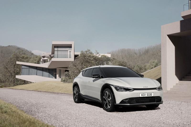 Kia EV6: Wordt dit het volgende elektrische succesnummer van Kia?