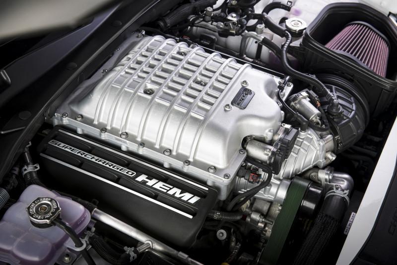 Dodge Charger SRT Hellcat Redeye heeft 808 pk!