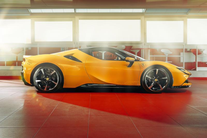 Waarom Ferrari pas na 2025 met een elektrische sportauto komt