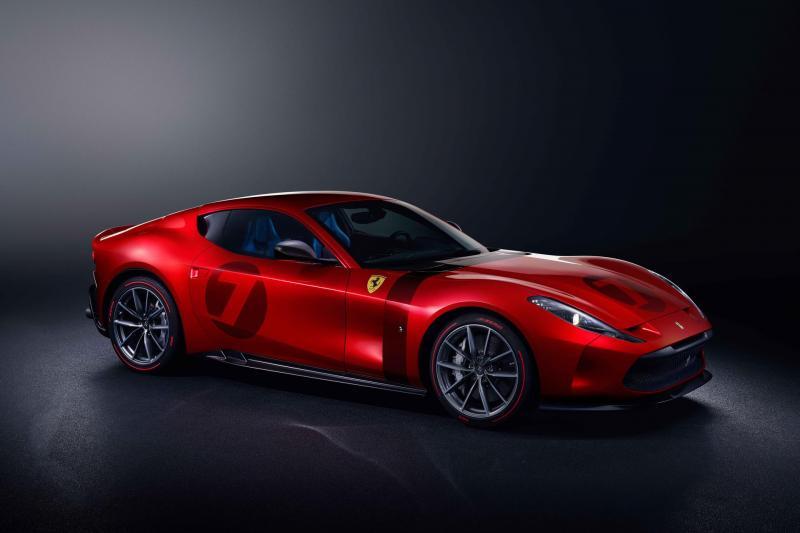 Voor de unieke Ferrari Omologata heeft iemand miljoenen betaald