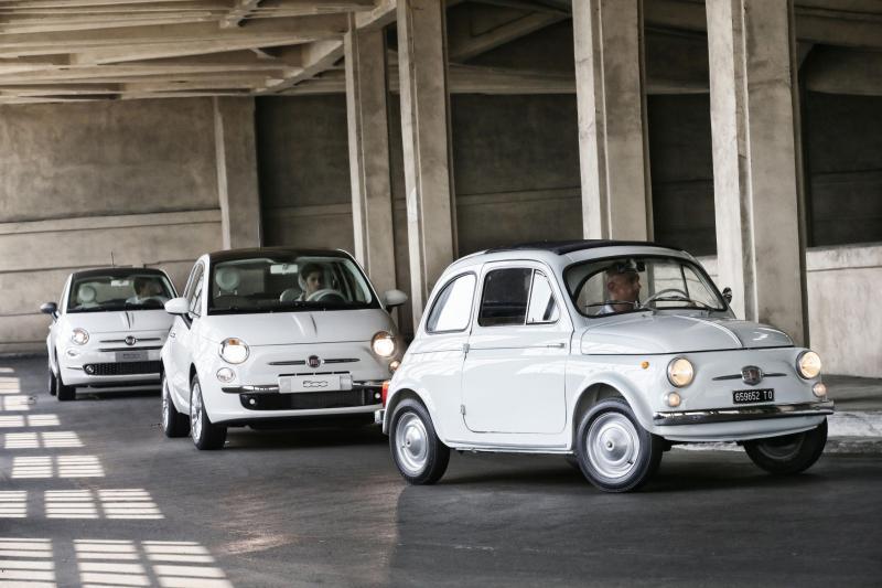 Hierom is de Fiat 500 mijn auto van het decennium