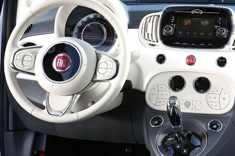 Fiat 500 prijzen en specificaties