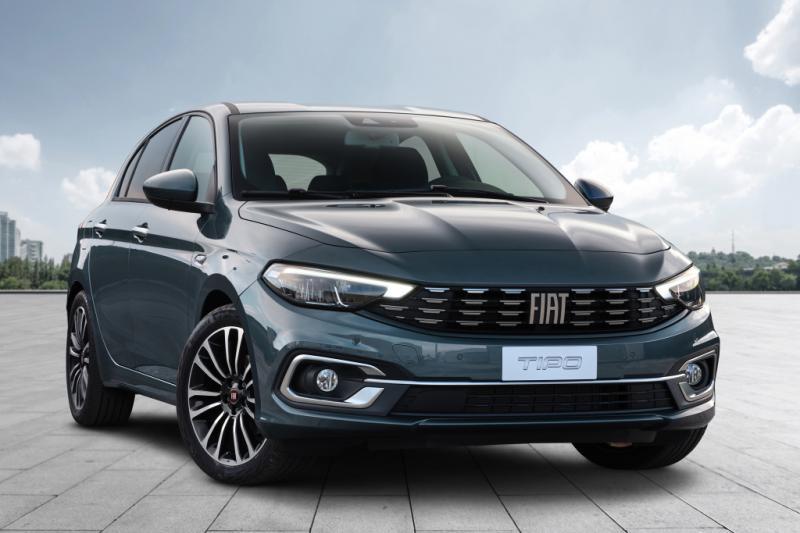 Vernieuwde Fiat Tipo: Oh ja, die was er ook nog ...