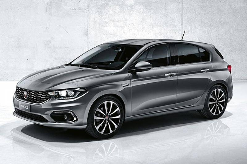 Fiat Tipo Hatchback prijzen en specificaties