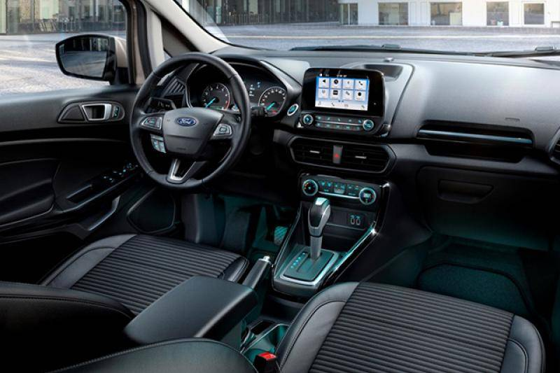 Ford EcoSport prijzen en specificaties