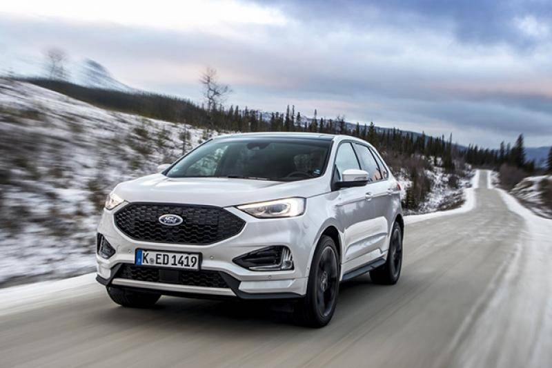Ford Edge prijzen en specificaties