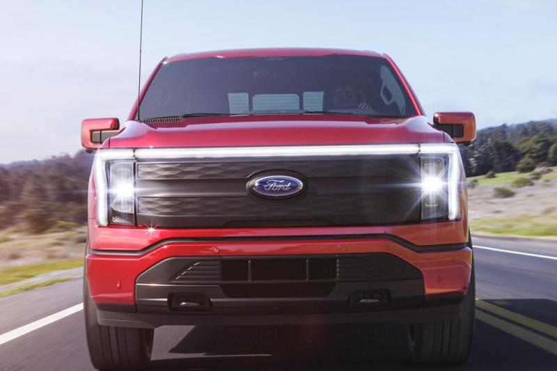 'Hillbillies' en 'rednecks' staan in de rij voor de elektrische Ford F-150 Lightning