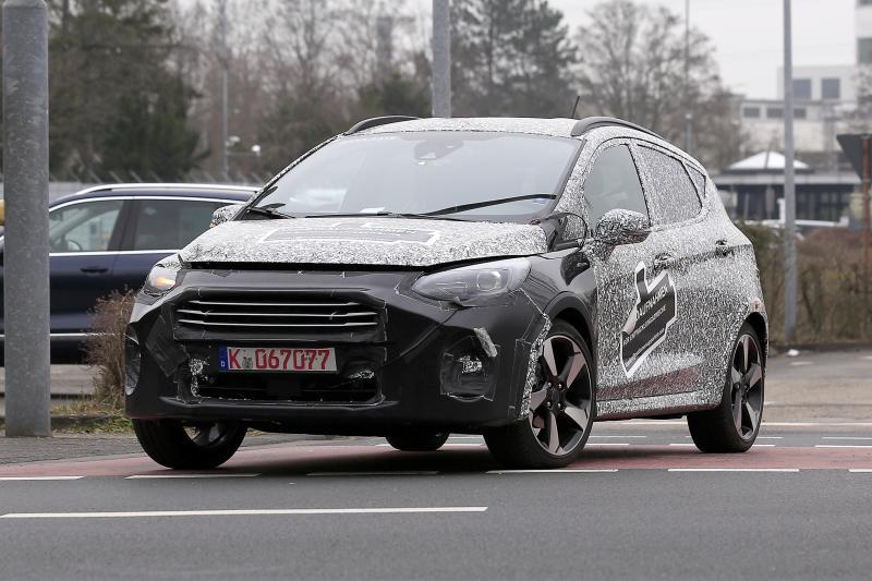 Vernieuwde Ford Fiesta slaat bruggetje naar elektrische opvolger