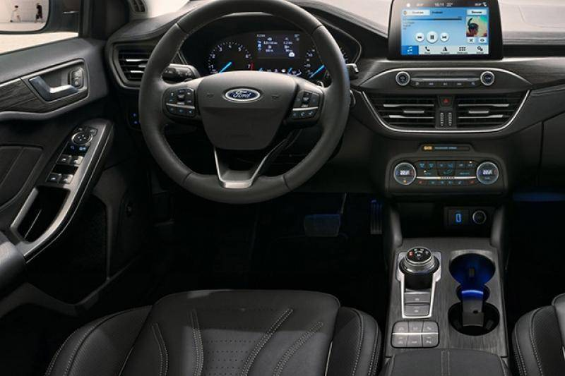 Ford Focus prijzen en specificaties