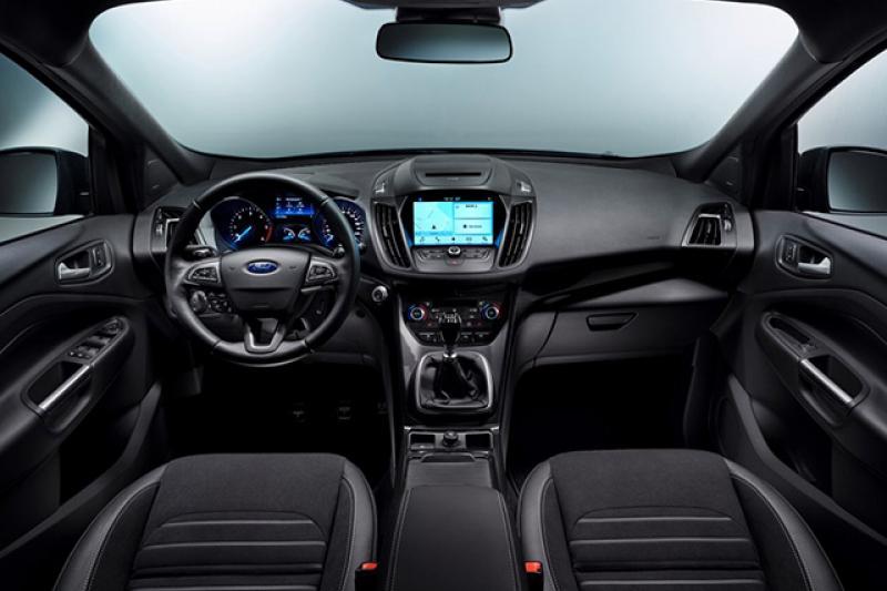 Ford Kuga prijzen en specificaties