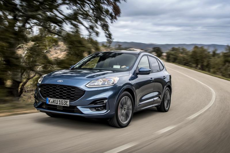 Eerste review: Ford Kuga Plug-in Hybrid