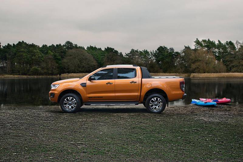 Ford Ranger prijzen en specificaties
