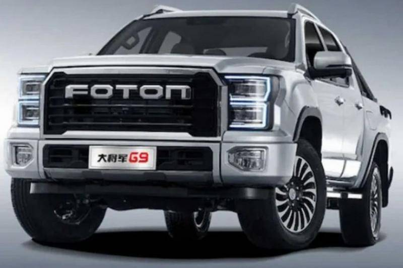 Ford F-150-kloon: de Chinezen zijn het kopiëren nog niet verleerd