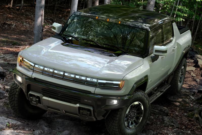 Hummer is terug! Met een volledig elektrische pick-up